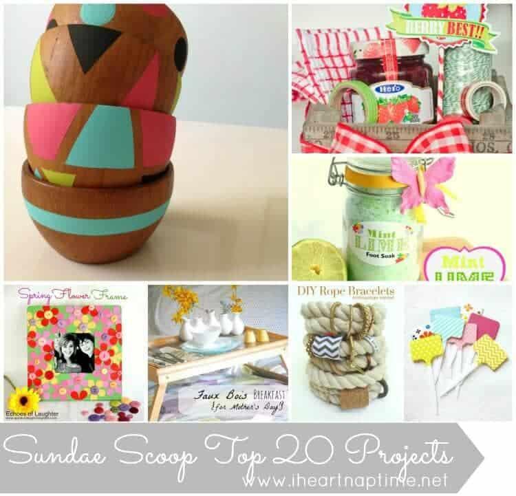 Sundae Scoop top 20 handmade gifts
