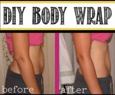 DIY Body Wrap on I Heart Nap Time