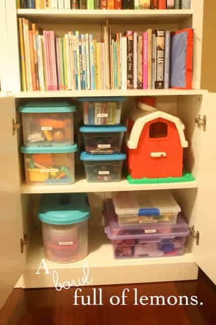 Home Organization Ideas