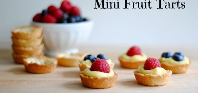 mini fruit tarts 3