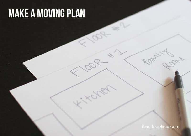 Tons of great tips and ideas for moving.