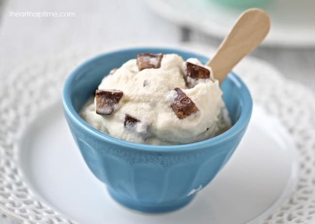 Easy and delicious reeses peanut butter ice cream