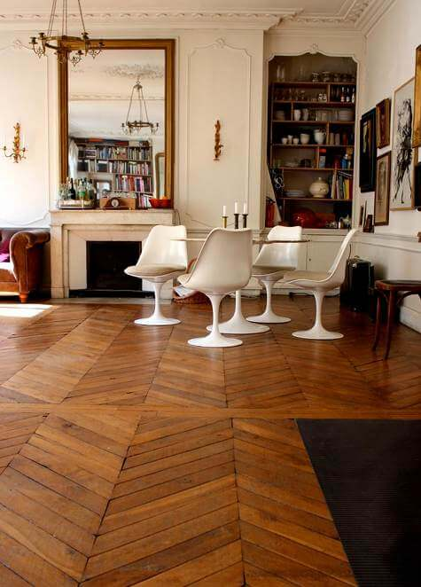 Hardwood Floor Designs eye popping wood floor designs 10 Gorgeous Wood Floor Designs On Iheartnaptimecom