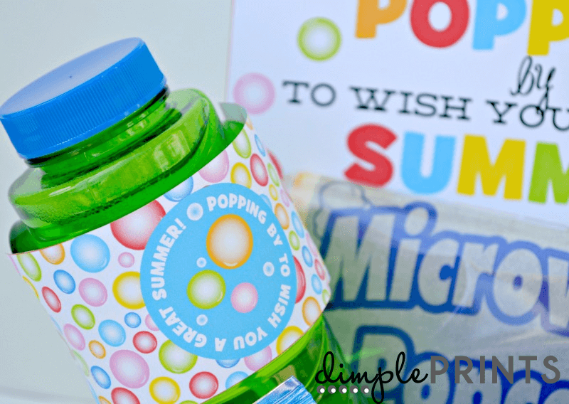 Bubbles Wrap byDimplePrints Free Printable