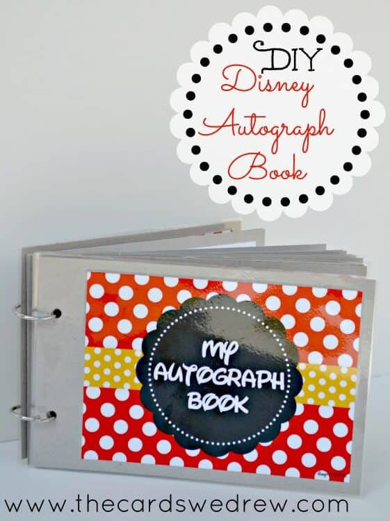 DIY-Disney-Autograph-Book-from-The-Cards-We-Drew-with-free-print-from-DimplePrints