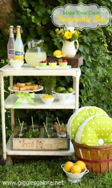 Make-Your-Own-Lemonade-Bar