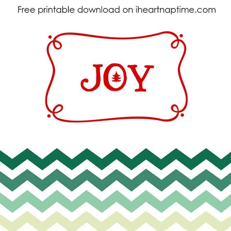 Free printable download