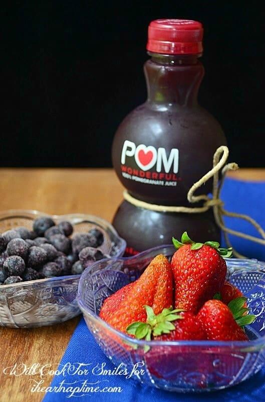 Pomegranate-Berry-Smoothie-ed