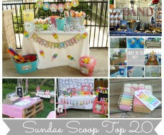 Sundae Scoop Top 20