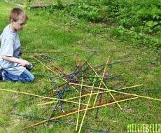 DIY pick up sticks