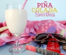 pina colada smoothie image 1 guest post