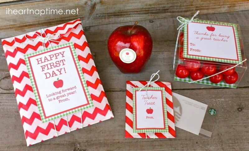 12 Free Back To School Printables I Heart Nap Time