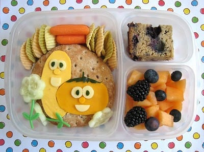 50 BEST Kids Lunch and Snack Ideas 44