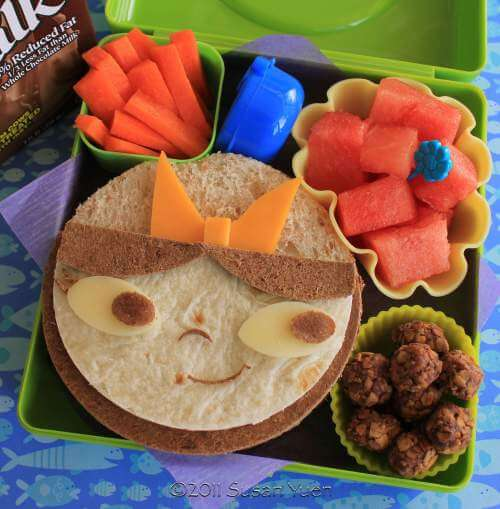 50 BEST Kids Lunch and Snack Ideas 47
