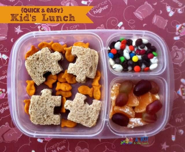 50 BEST Kids Lunch And Snack Ideas 49