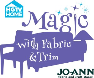 JoAnn magic with fabric