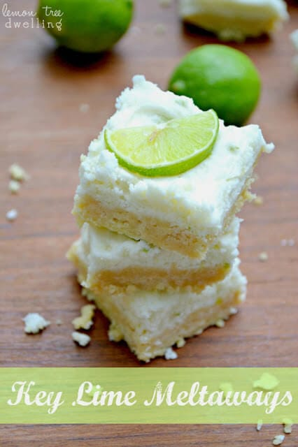 Key Lime Meltaways 2b