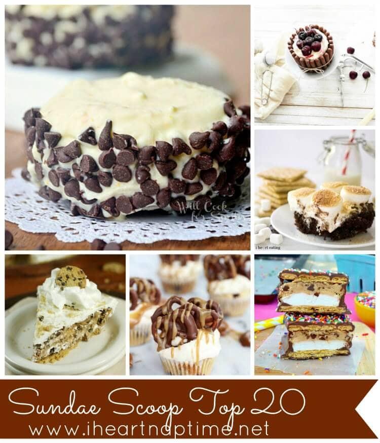 Sundae Scoop Top 20 Desserts