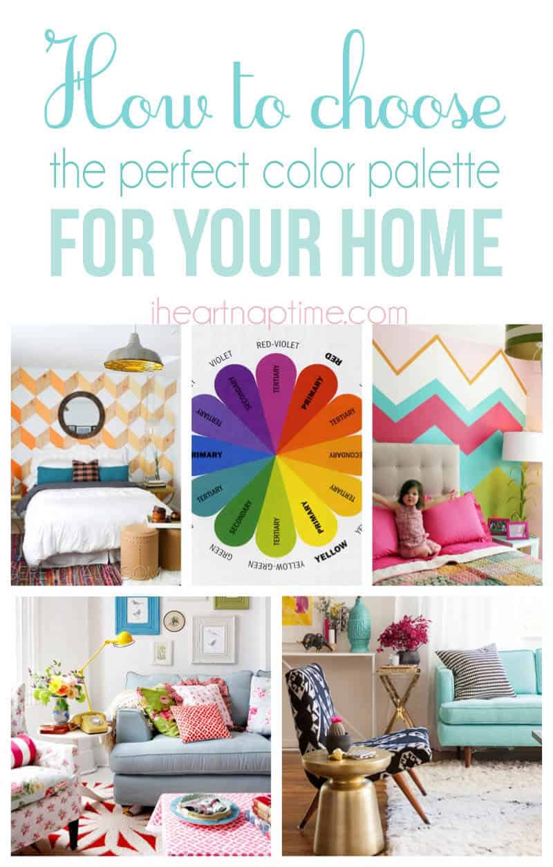 Choosing A Color Palette For Your Home Home Design