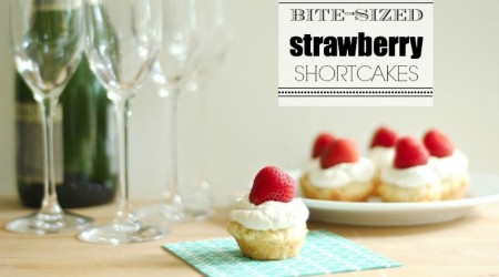 mini strawberry shortcake 1