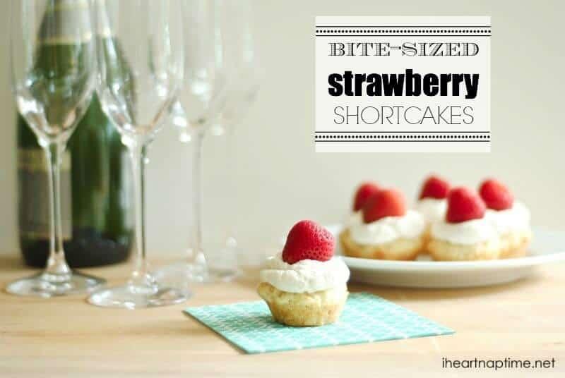 mini strawberry shortcake 1