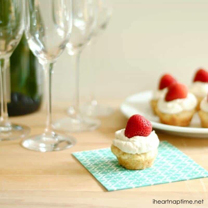 mini strawberry shortcake 2