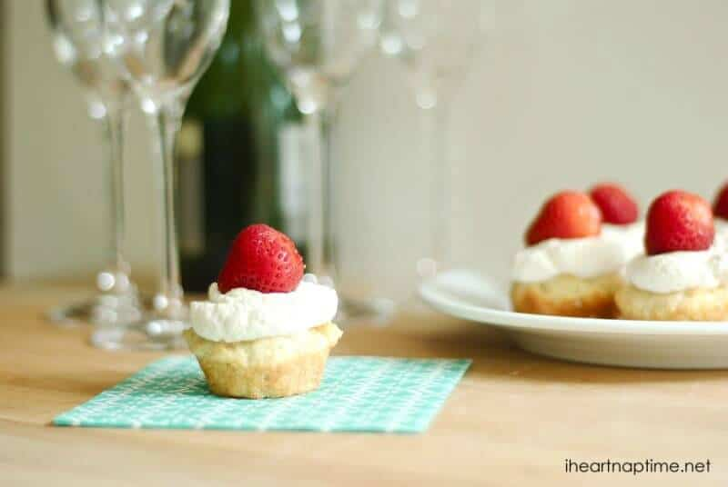mini strawberry shortcake 3
