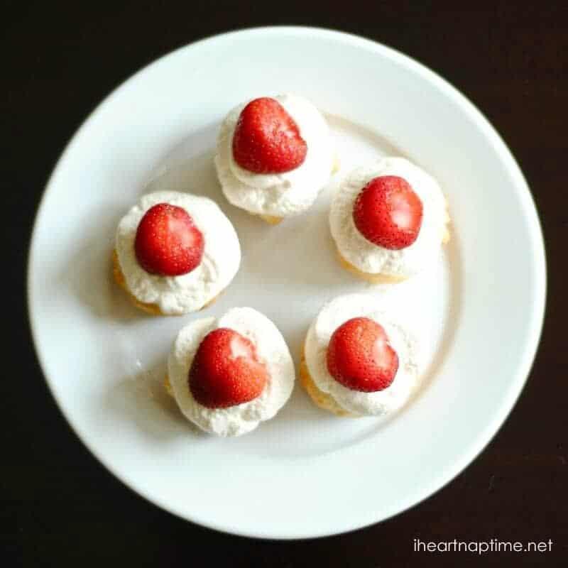 mini strawberry shortcake 4