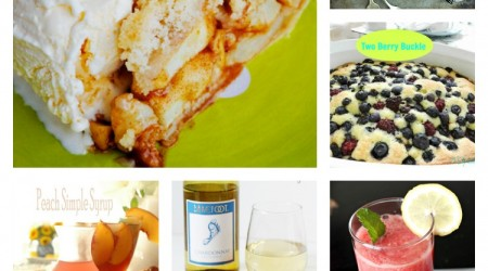 20 Fruity Recipes
