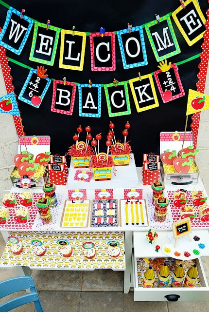 50 BEST Back to School Celebration Ideas 13