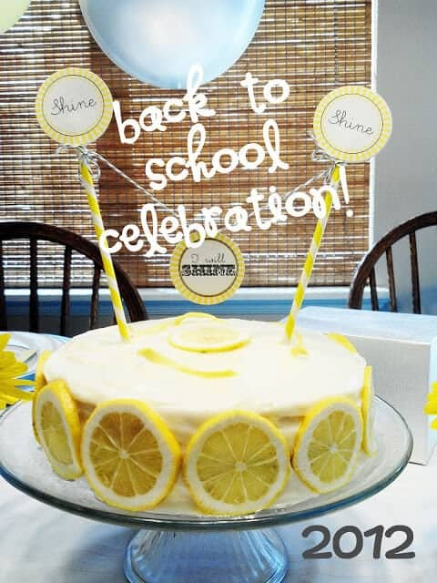 50 BEST Back to School Celebration Ideas 23