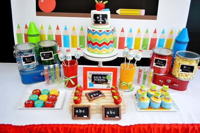 Back to School  Great DIY Party and Celebration Ideas (Part 2)