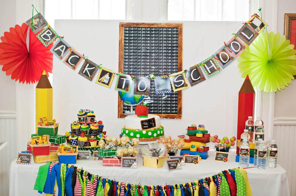 50 BEST Back to School Celebration Ideas 38