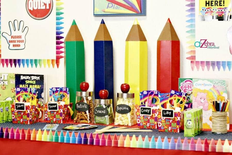 Classroom Celebration Ideas ~ Best back to school celebration ideas i heart nap time