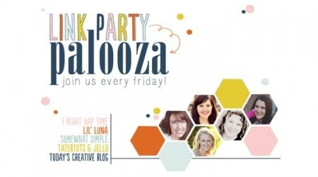 Link Party Palooza Header