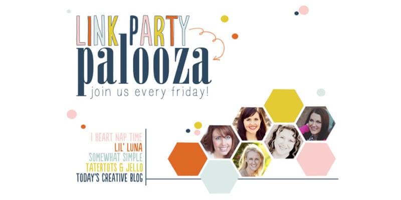 Link Party Palooza Header