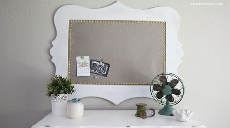 fabric cork board 1