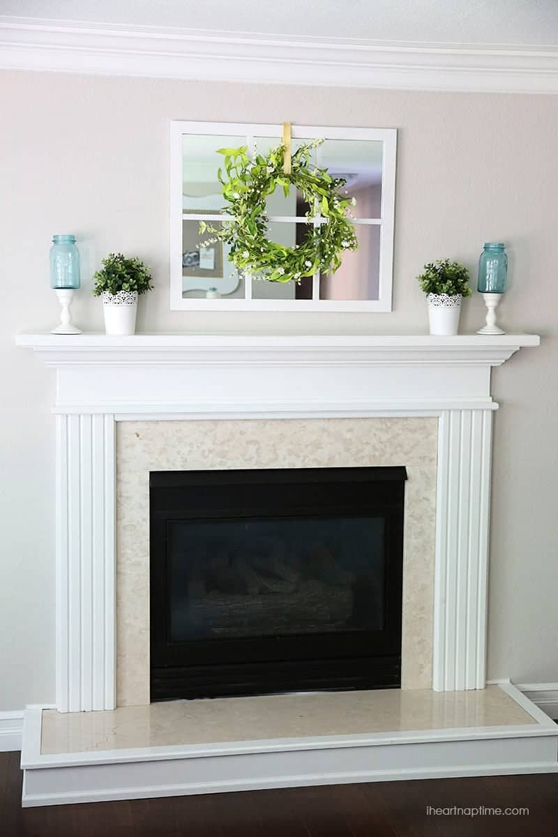 30 day living room makeover at iheartnaptime.com ....LOVE! #DIY #homedecor