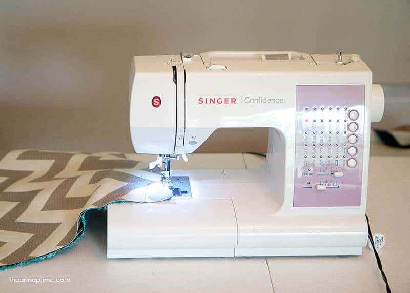 Curtains Ideas best sewing machine for making curtains : DIY back tab curtains - I Heart Nap Time