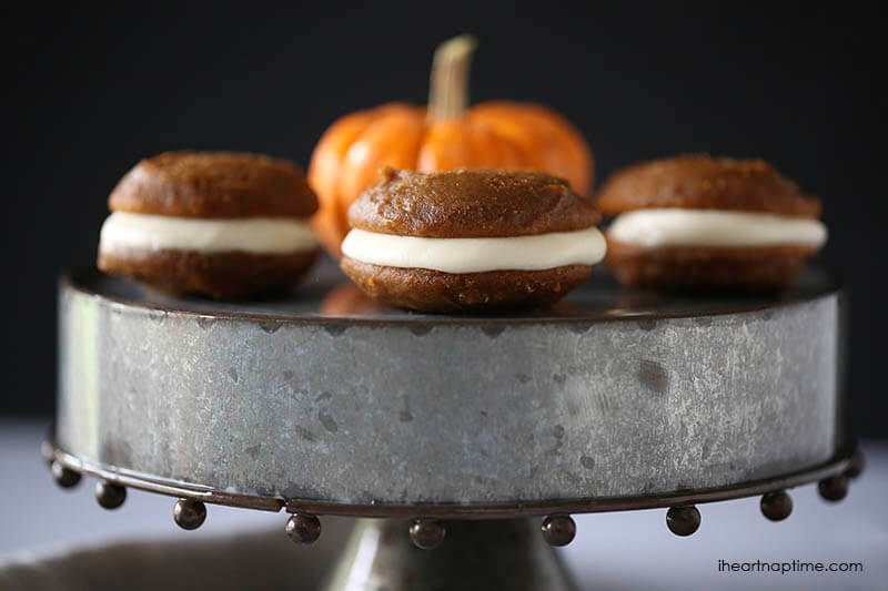 50 BEST Pumpkin Desserts at I Heart Nap Time 1