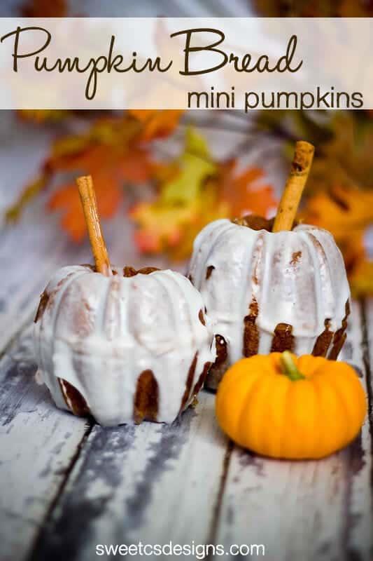 50 BEST Pumpkin Desserts at I Heart Nap Time 10