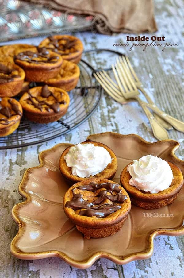 50 BEST Pumpkin Desserts at I Heart Nap Time 23