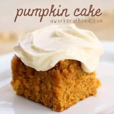 50 BEST Pumpkin Desserts at I Heart Nap Time 33