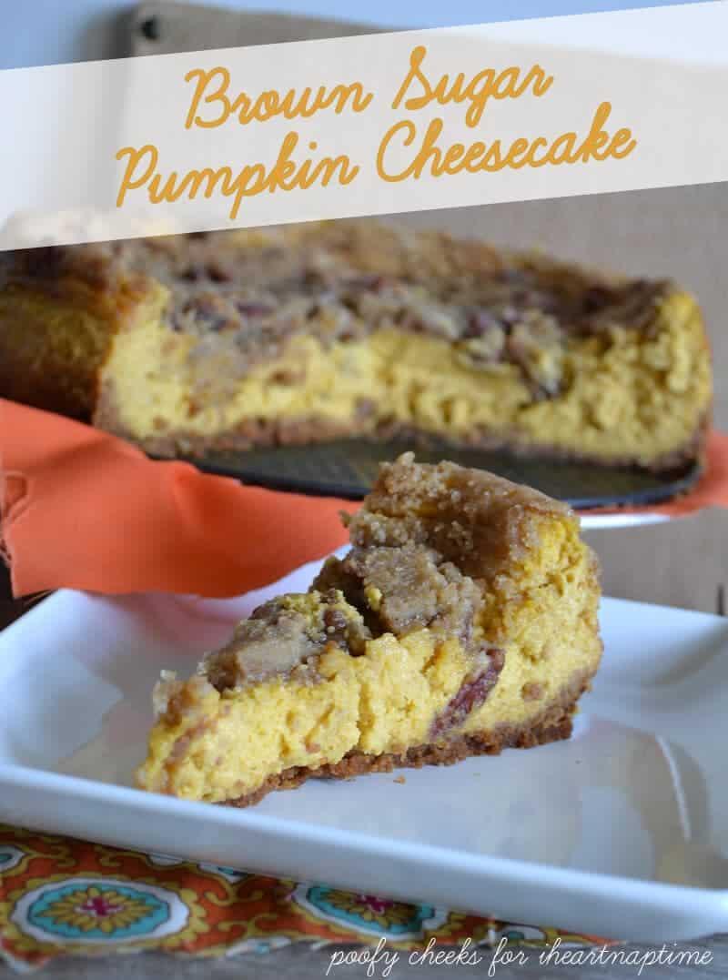 50 BEST Pumpkin Desserts at I Heart Nap Time 9