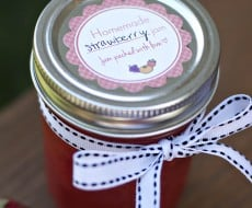 Free jam labels on iheartnaptime.com #homemadegifts