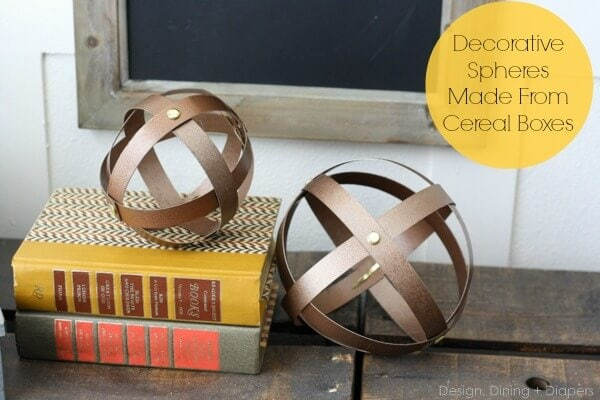 Industrial-Decorative-Spheres-Made-From-Cereal-Boxes-via-@Tarynatddd