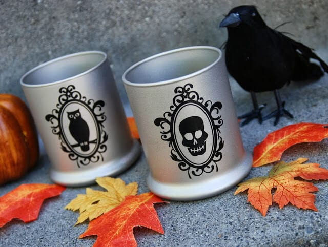 Spooky Candles 1