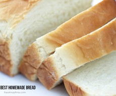 The Best Homemade Bread