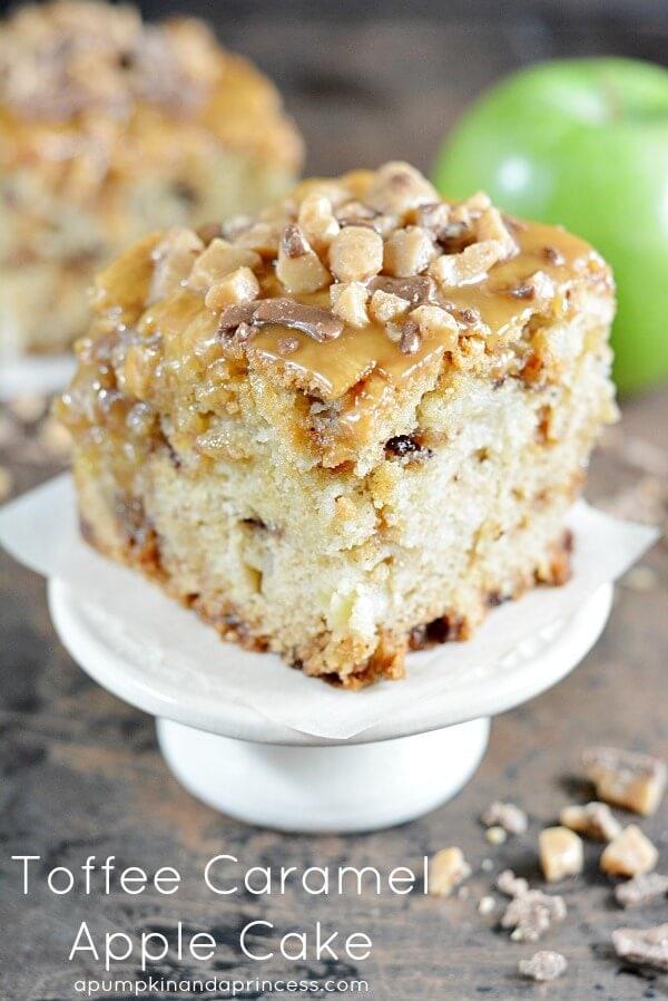 Toffee-Caramel-Apple-Cake