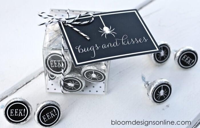 bugs and kisses print